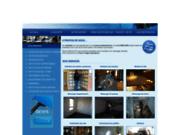 screenshot http://www.beclean.fr/ entretien et nettoyage des bureaux et appartement
