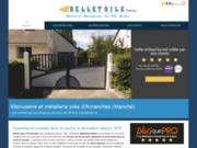 Bellétoile Frères : installation de menuiseries en Normandie