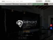 screenshot http://www.belmard-batiment.fr Belmard Batiment