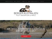 Le berger australien en Suisse