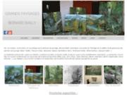 Bernard Bailly, peintures et gravures