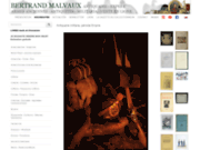screenshot http://www.bertrand-malvaux.fr vente objets collection armes anciennes militaria