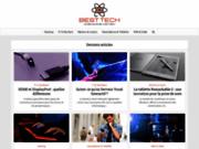 screenshot https://www.besttech.fr Achat de tablette tactile