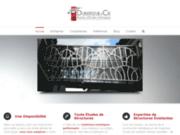 Bureau d'étude constructions métalliques