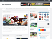 Betcomparative, votre plateforme de paris en ligne