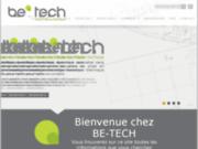 screenshot http://www.betech-sarl.fr Cabinet d'étude thermique dans les Bouches du Rhône