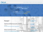 screenshot http://www.bevaglobal.eu conseil en développement commercial