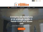 Entreprise de fermetures et de plafonds tendus à Sainte-Croix-aux-Mines
