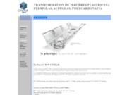 screenshot http://www.bfp-cindar.com/ transformation de matière plastique et usinage plastique
