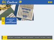 screenshot http://www.bg-couture.com machine à coudre à mulhouse, haut rhin 68