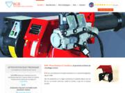 screenshot https://www.bgb-bruleurchaudiere.com/ pièces détachées pour le chauffage central