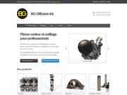 BG Diffusion vente de pièces détachées auto