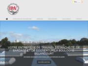 Entreprise de travaux d'étanchéité, de bardage et de couverture à Boulogne-Billancourt