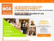 Biarritz-Box - location de box sécurisés