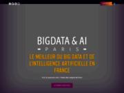 Site internet Big Data Paris