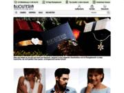 Bijoux fantaisie et piercings en ligne