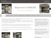 screenshot http://www.bijouterie-lambert.com Bijouterie Lambert