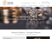 screenshot http://www.bijouterie-marques.com Bijouterie Marques