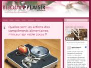 screenshot http://www.bijoux-plaisir.fr boutique bijoux fantaisie discount