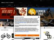 screenshot http://www.bike-discount.de bike discount - vpc - vente en ligne
