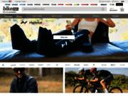 screenshot http://www.bikeinn.com/cyclisme bikeinn - magasin en ligne de matériel de cyclisme