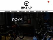 Site Internet de l'entreprise Bikeup