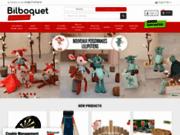 screenshot http://www.bilboquet.com/ jouets