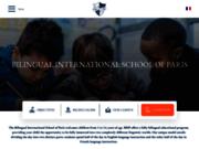BISP : Ecole bilingue maternelle et primaire à Paris