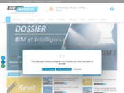screenshot https://bim-manager.fr BIM Manager