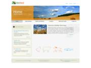 screenshot http://www.biofeedtech.com additifs alimentaires, produit agriculture biofeed