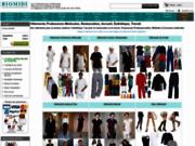 blouse, tunique - chaussures - mallette médicale - siège professionnel
