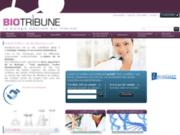 Biotribune, la biologie médicale sur Internet