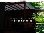 Terrasse bois pour mobil home