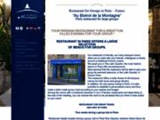 Restaurant Paris groupes, Bistrot la Montagne