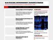 Développement durable - Blog environnnement