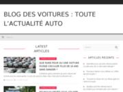 Infos automobile
