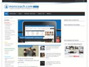 screenshot http://blog.moncoach.com/ Plans et programmes d'entrainement