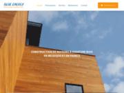 Blue-energy.be : construction ossature bois