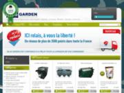 screenshot http://www.bluegarden.fr/boutique/index.php blue garden boutique