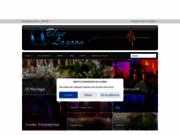 screenshot http://www.bluelagoon-discomobile.com blue lagoon discomobile : dj spécialisé dans l'animation de mariage, sur  toulouse et le sud ouest.