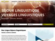 Séjour linguistique adultes et enfants