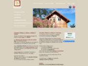 screenshot http://www.boisdore.com chambres d'hôtes alsace boisdoré