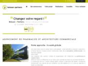 Boisson & Partners : architecte et design de pharmacies