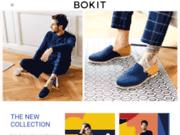 Bokit shoes : chaussures d'intérieur pour hommes
