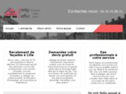 Bomy Leduc facades : facadier à Lille