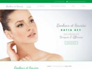 screenshot http://www.bonheuretsourire.com Katia Rey