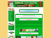 Bonus-Gratuits : guide gratuit de jeux en ligne