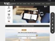 screenshot http://www.bonyautomobiles.com achat auto moulins
