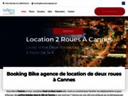 Boutique de location de vélos et scooters