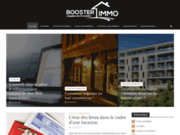 Portail immobilier boosteurimmo.com